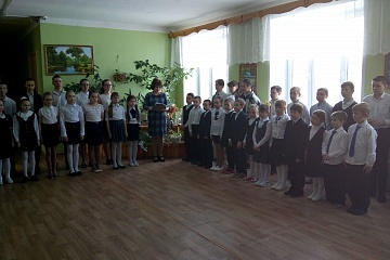 Юбилей Игмасской школы.