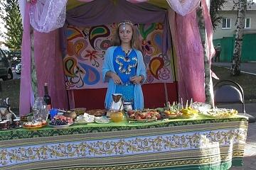 24.08.2019 года состоялся праздник, посвященный празднованию 91 годовщины со Дня образования Нижнедевицкого района