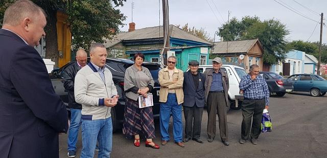 16 сентября 2019 года возле здания Пыховской сельской администрации прошли общественные обсуждения объекта государственной экологической экспертизы проектной документации.