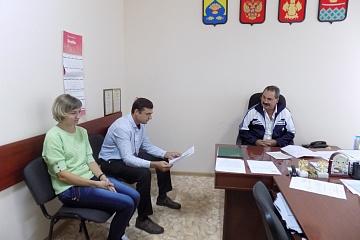 Проведено девятое заседание территориальной комиссии по профилактике правонарушений