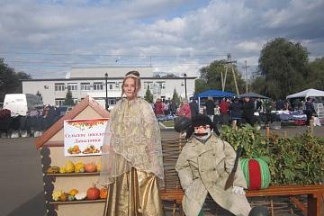 Ярмарка «Барыня Картошка»