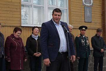 19 сентября 2019 года в селе  Коршево состоялось праздничное мероприятие, посвященное 185 летия со дня рождения Алексея Сергеевича Суворина –  земляка, известного российского публициста, книгоиздателя и мецената.