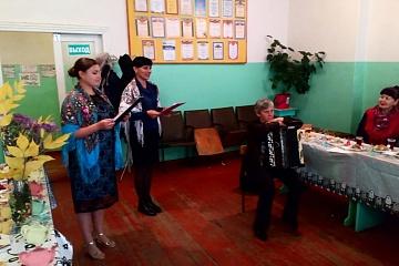 День пожилого человека в Старотишанском СДК