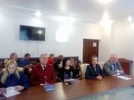 Рабочая встреча предпринимателей района с представителями Торгово-промышленной палаты Воронежской области