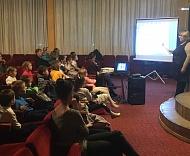 7 октября 2019 года в зале отдела культуры прошла лекция – беседа на тему: «Семья – главная ценность в моей жизни»