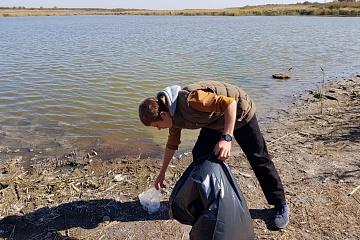 """Экологический марафон """"Вода России"""""""