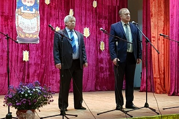 В Гороховке отпраздновали День села