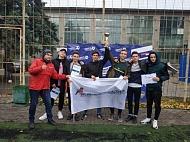 Футболисты села Круглое заняли 1 место в областных соревнованиях по мини-футболу.