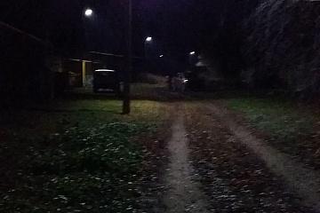 Прошла модернизация уличного освещения Вязноватовского сельского поселения