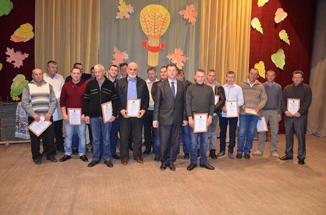 В Верхнемамонском районе отметили День работника сельского хозяйства и перерабатывающей промышленности