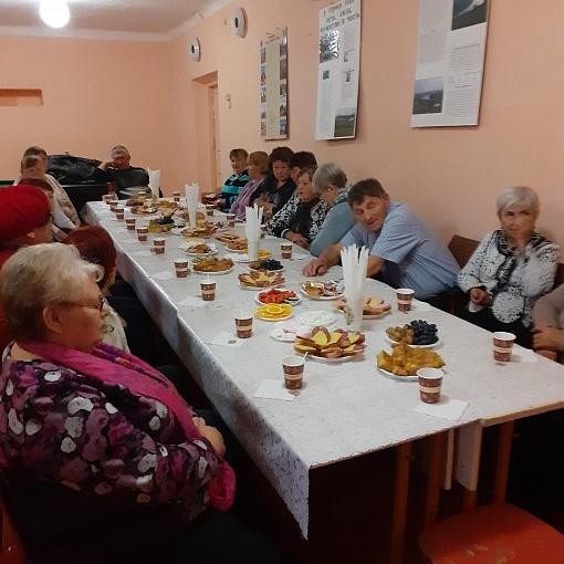 МКУК Семилукский СДК  День пожилых людей «Как нам дороги Ваши седины»