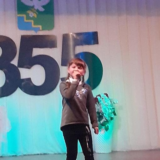 МКУК Семилукский СДК  Концертной программе в селе Перлёвка на Дне села посвящённый 355-летию