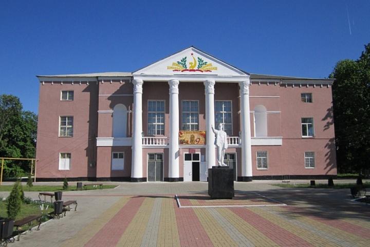Здание ДК