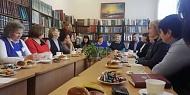 22 ноября 2019 года в читальном зале центральной районной библиотеки состоялось заседание круглого стола, посвященному  Дню матери