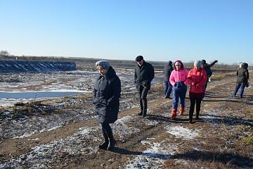Жители с.Осетровка посетили производственные объекты  в соседних районах