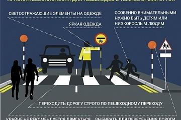 «Внимание Пешеход!»