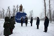 3 декабря 2019 года в селе Каширское состоялся митинг, посвященный Дню Неизвестного солдата