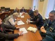 18 декабря 2019 года состоялось очередное заседание Антитеррористической комиссии района