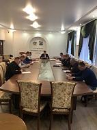 Состоялось очередное заседание районной комиссии по обеспечению безопасности дорожного движения на территории Каширского муниципального района