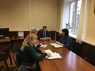 Заседание межведомственной рабочей группы по проведению контроля за хозяйствующими субъектами, осуществляющими розничную торговлю алкогольной продукцией на территории Каширского муниципального района