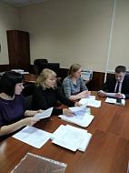 Заседание комиссии по предоставлению субсидий (грантов) субъектам малого и среднего предпринимательства