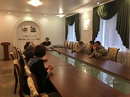 Заседание  административной комиссии администрации  Каширского муниципального района