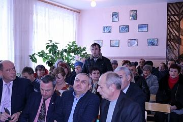 Отчет главы Октябрьского сельского поселения о проделанной работе по социально-экономическому развитию в 2019 году и перспективах развития на 2020 год.