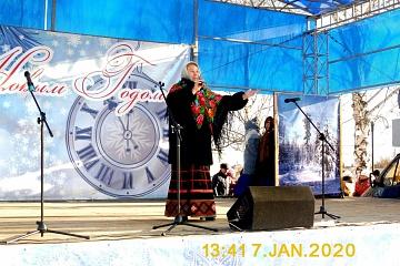 Рождественская ярмарка «Панинский гусь» 07.01.2020