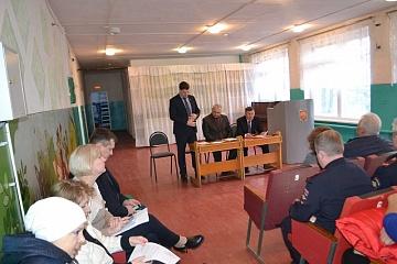 30 января 2020 года  глава Степнянского сельского поселения Петров  И.В. отчитался о проделанной работе за 2019 год и задачах на 2020 год.