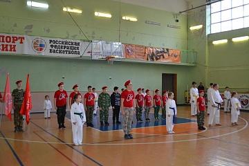 """Воспитанники """"Сокола"""" показали свое мастерство"""