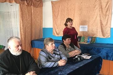 Состоялся «Круглый стол» на тему «Многонациональное село – единая семья»