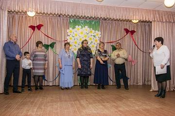 В Мятлевском Доме культуры прошел концерт, посвященный Международному женскому дню