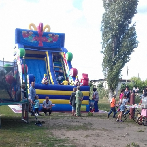 День села в Вязовке