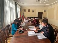 Заседание Антинаркотической комиссии  Каширского муниципального района