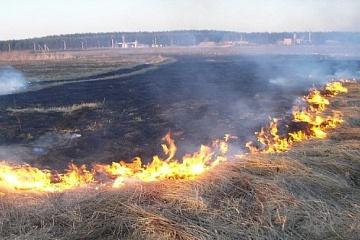На территории районов Калужской области проводится месячник пожарной безопасности