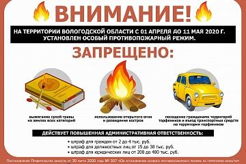 Напоминаем Вам о запрете выжигания травы и разведения огня, а также о соблюдении правил пожарной безопасности в охранных зонах магистральных нефтепроводов