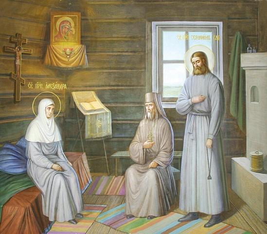Час православия «Обретение мощей Серафима Саровского»