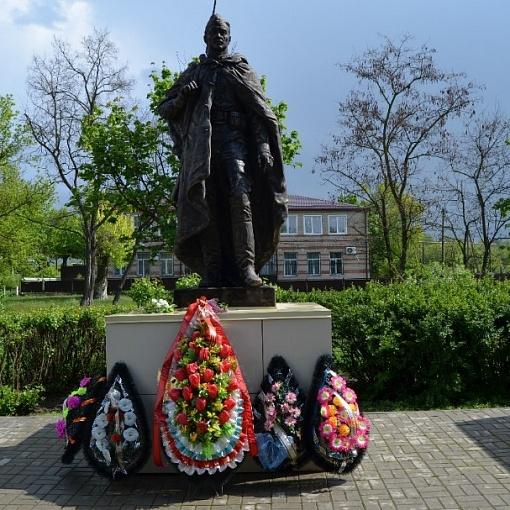 Мемориалы воинских захоронений