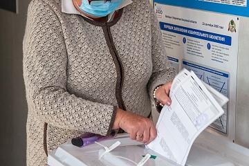 В единый день голосования жители сельского поселения «Поселок Мятлево» сделали свой выбор