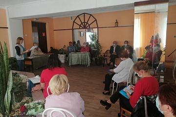17 сентября 2020 года в районном Доме культуры  состоялся районный семинар клубных работников