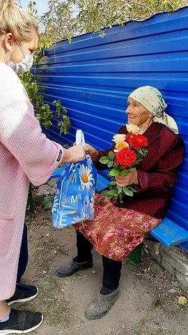 Международный день пожилых людей!