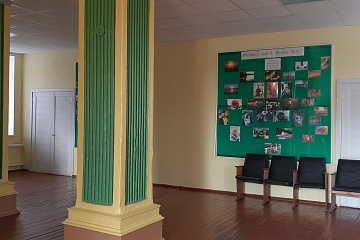В селе  Святославка  завершены работы по  ремонту местного Дома культуры