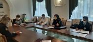 21 октября 2020 года состоялось очередное заседание комиссии по делам несовершеннолетних и защите их прав