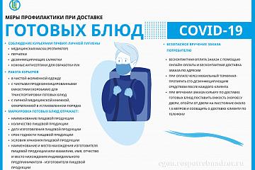 Памятки «Профилактика коронавирусной инфекции»