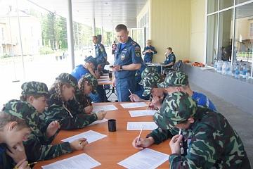 ДЮП «Радуга» из Мятлево – первые в ЦФО