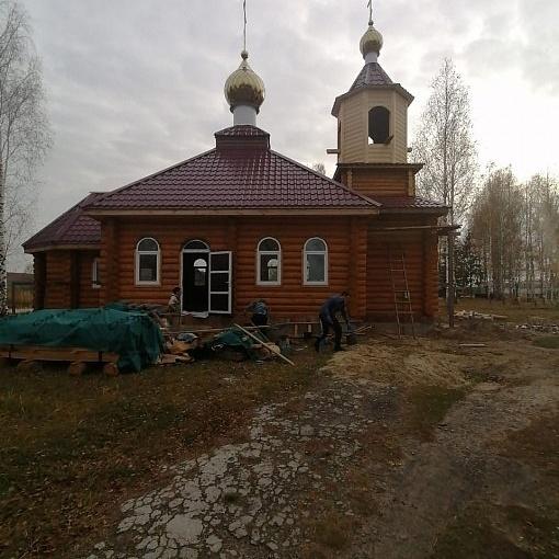 Храм Св. Великомученника Георгия Победоносца