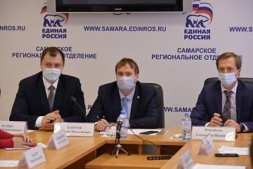 """В Самаре состоялось открытие """"Школы муниципального депутата"""""""