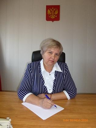 Колесникова Светлана Егоровна