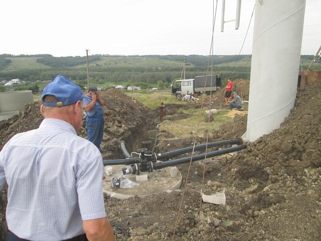 в Россошкинском сельском поселении улучшили водоснабжение водопользователей и социальных учреждений