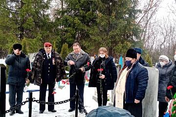 100-летний юбилей отметил ветеран Великой Отечественной войны Стефан Белодедов